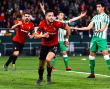 Video: Real Betis vs Rennes
