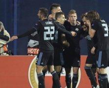 Video: Dinamo Zagreb vs Viktoria Plzen