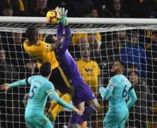 Video: Wolverhampton Wanderers vs Newcastle United