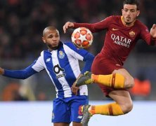 Video: AS Roma vs Porto