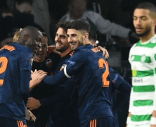 Video: Celtic vs Valencia