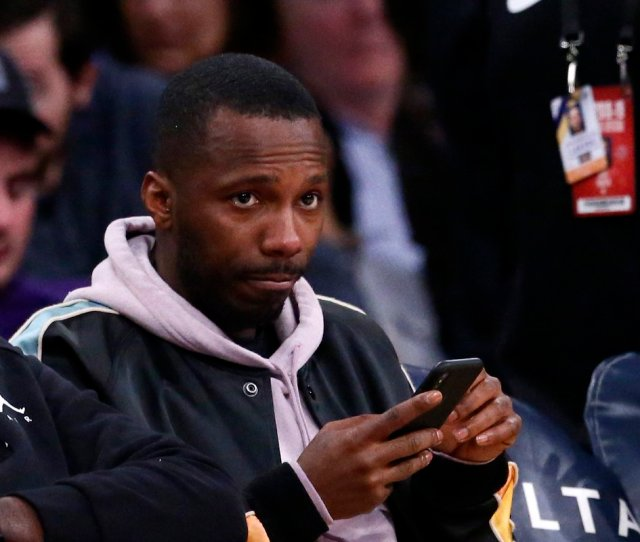 Rich Paul Was Frustrated With Coverage After He Attended Duke Virginia When I Was One Of Lebrons Homeboys One Of His Posse And We Went To See Steph