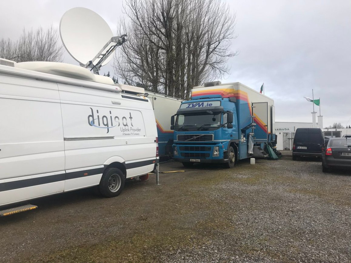test Twitter Media - We are in Carrick-on-Shannon today for Nemeton/TG4 for AIB Club Semi-Final Corofin v Gaoth Dobhair Throw in here is at 13.30 https://t.co/g6VRaSG4ne