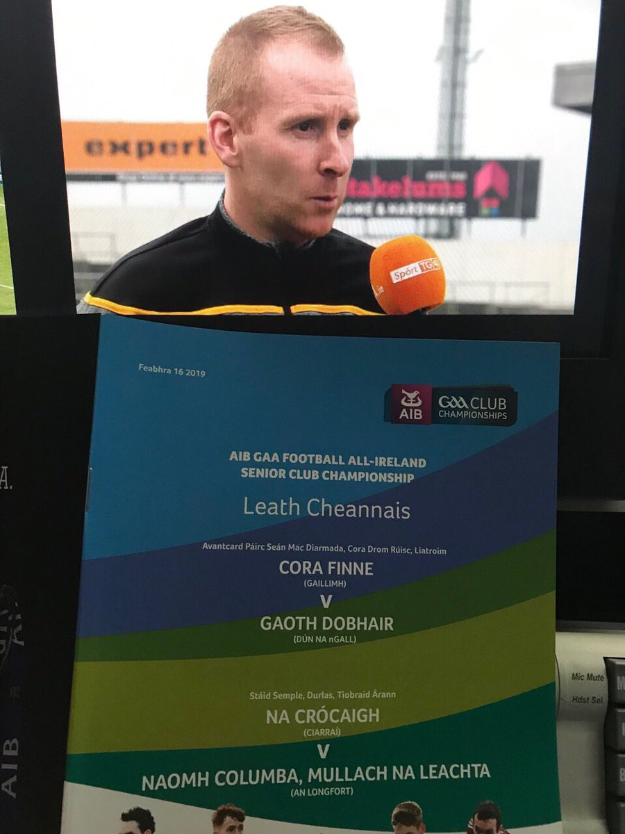 test Twitter Media - All set to go for your second Club game today on @GAA_BEO @TG4TV, coverage from Thurles https://t.co/2JDSYK4Zz6