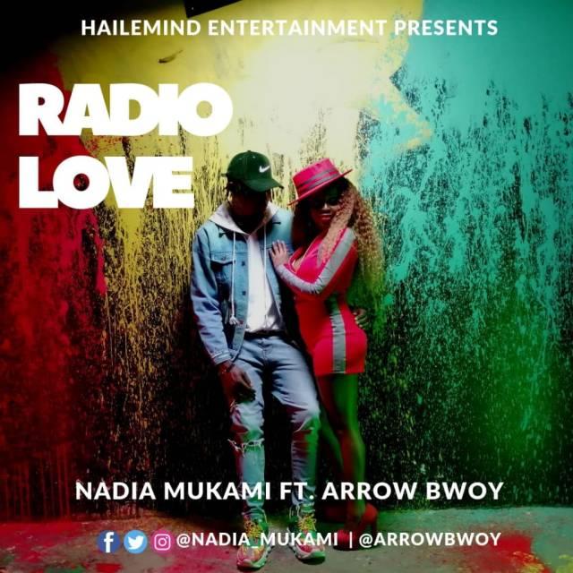 Nadia Mukami, Nadia Mukami Ft Arrow Bwoy – Radio Love [Mp3 Music Download]