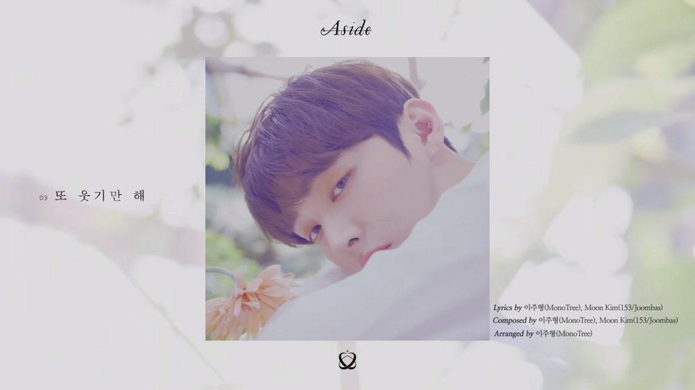 Imagini pentru Yoon Ji Sung drops highlight medley for soothing debut album 'Aside'
