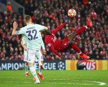 Video: Liverpool vs Bayern Munich