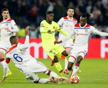Video: Olympique Lyon vs Barcelona