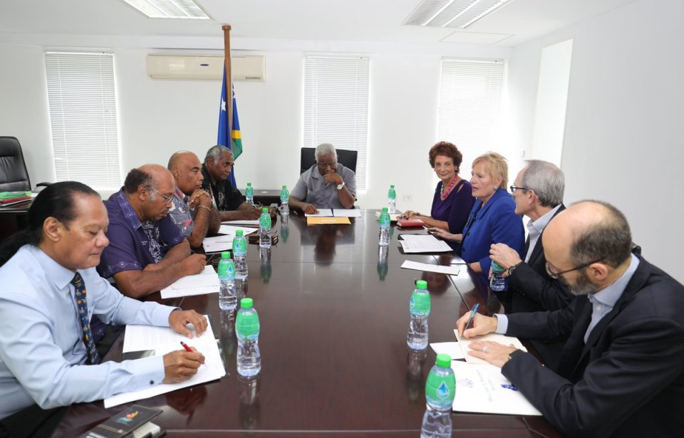 Solomon Islands begins a new political relationship with US. Talks with MCC begins. In June, US Peace Corp will visit SI with the view of returning.…