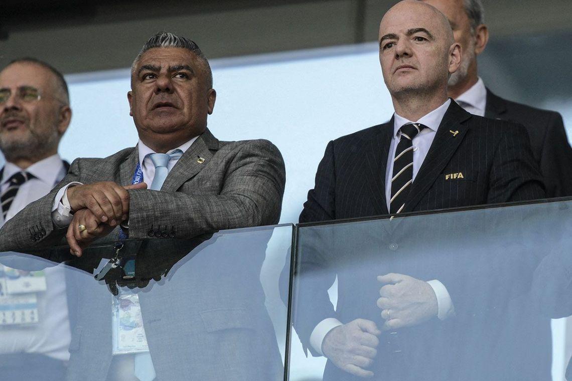 """Tiempo Argentino on Twitter: """"El presidente de la FIFA calificó como """"una locura"""" lo que ocurrió en el Brasil - Argentina, pero el organismo se va a tomar su tiempo para emitir"""