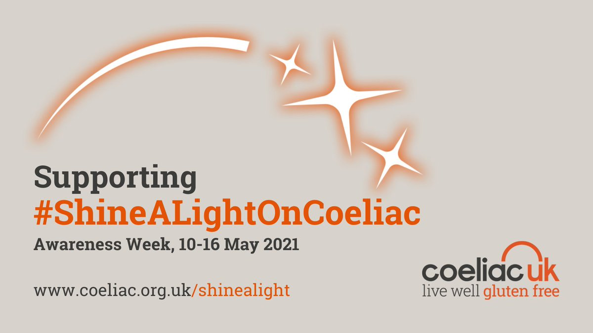 shinealightoncoeliac hashtag on Twitter