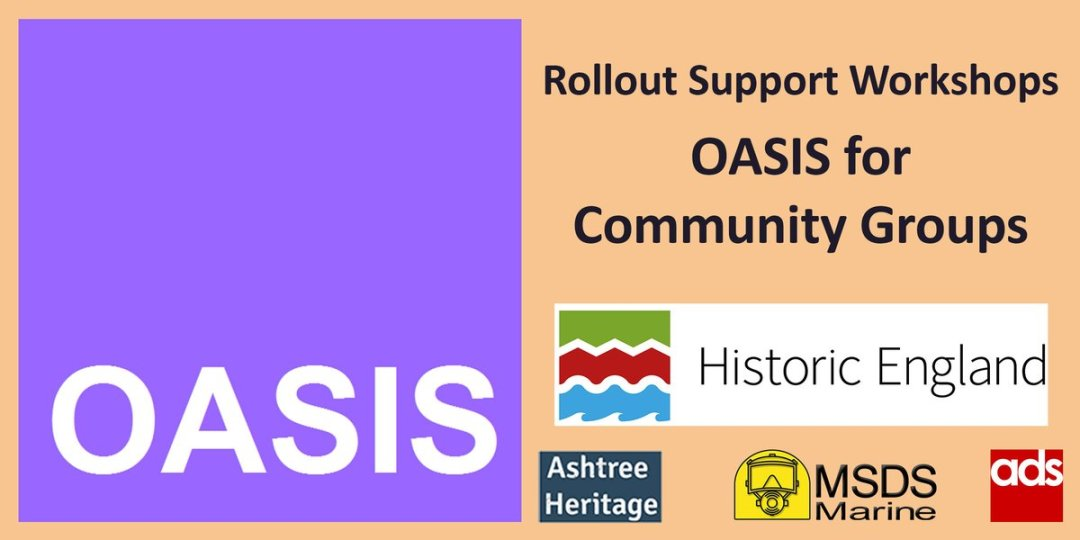 Come and join me and @sheruggi in the last of the currently funded @oasis_data workshops this Thursday! I promise you you'll enjoy it 😉 https://t.co/55IQyuT8IF