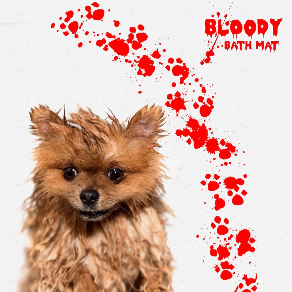 BloodyBathMat photo