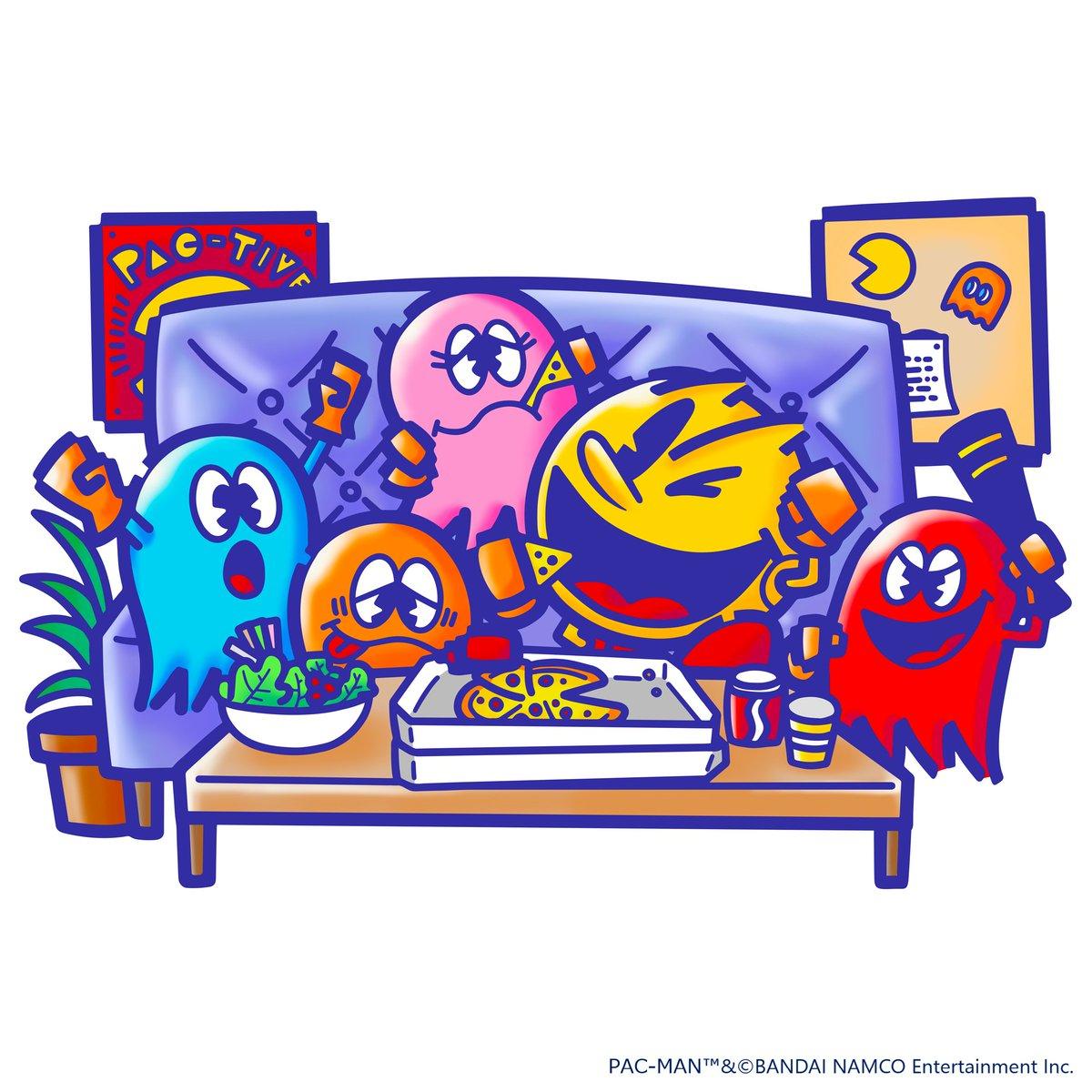 Pac Man Official Officialpacman Twitter