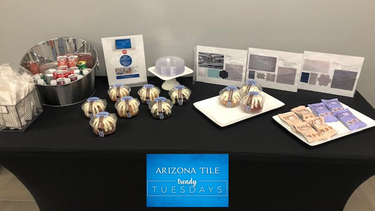 We also carry engineered quartz slabs as well as porcelain slabs. Arizona Tile Auf Twitter Trendy Tuesday S Are Back At Our Austin Texas Location Come Join Us On The First Tuesday Of The Month To See 3 Different Designs Of Our Beautiful Products