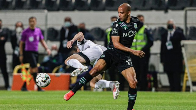 #SportingCP offered 3.5 million + 2 more in objectives for João Mário, but Inter quickly declined. Nice and Villareal are watching the talks closely. Inter bought João for 40 million back in 2016.
