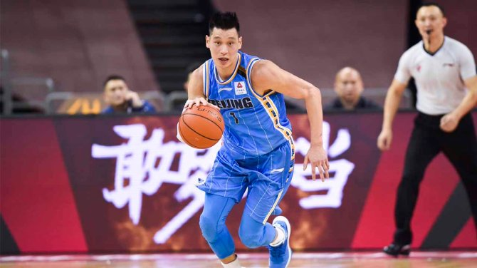 Jeremy Lin announces he's returning to the Beijing Ducks after not receiving an NBA contract this season  https://t.co/haHyd8YzZg