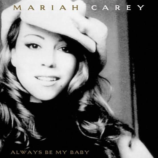 Mariah Carey - Always Be My Baby(1995) 歌詞 lyrics《經典老歌線上聽》