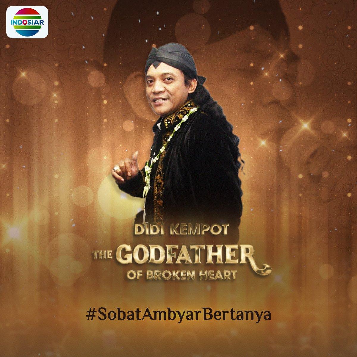 Indosiar در توییتر Hai Hai Sobat Ambyar Mas Didi Kempot Bakal