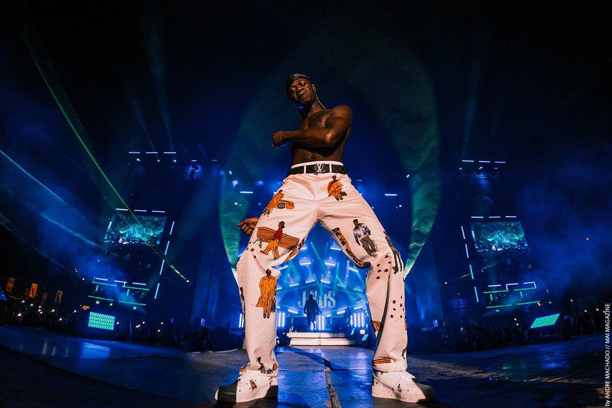 JHUS sur scène - Surprise Guest @ Afro Nation | Portugal 2019
