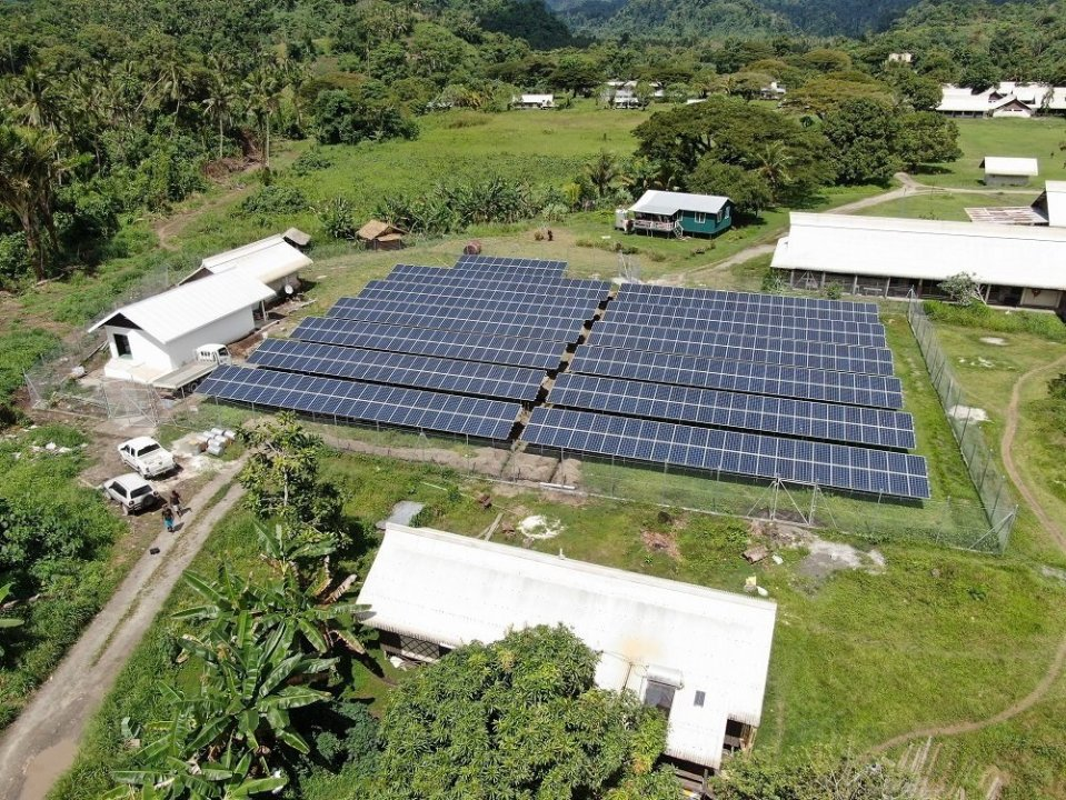 Abt 700 students of Selwyn College in Solomon Islands & around 300 nearby residents will soon enjoy reliable electricity after completion of a…