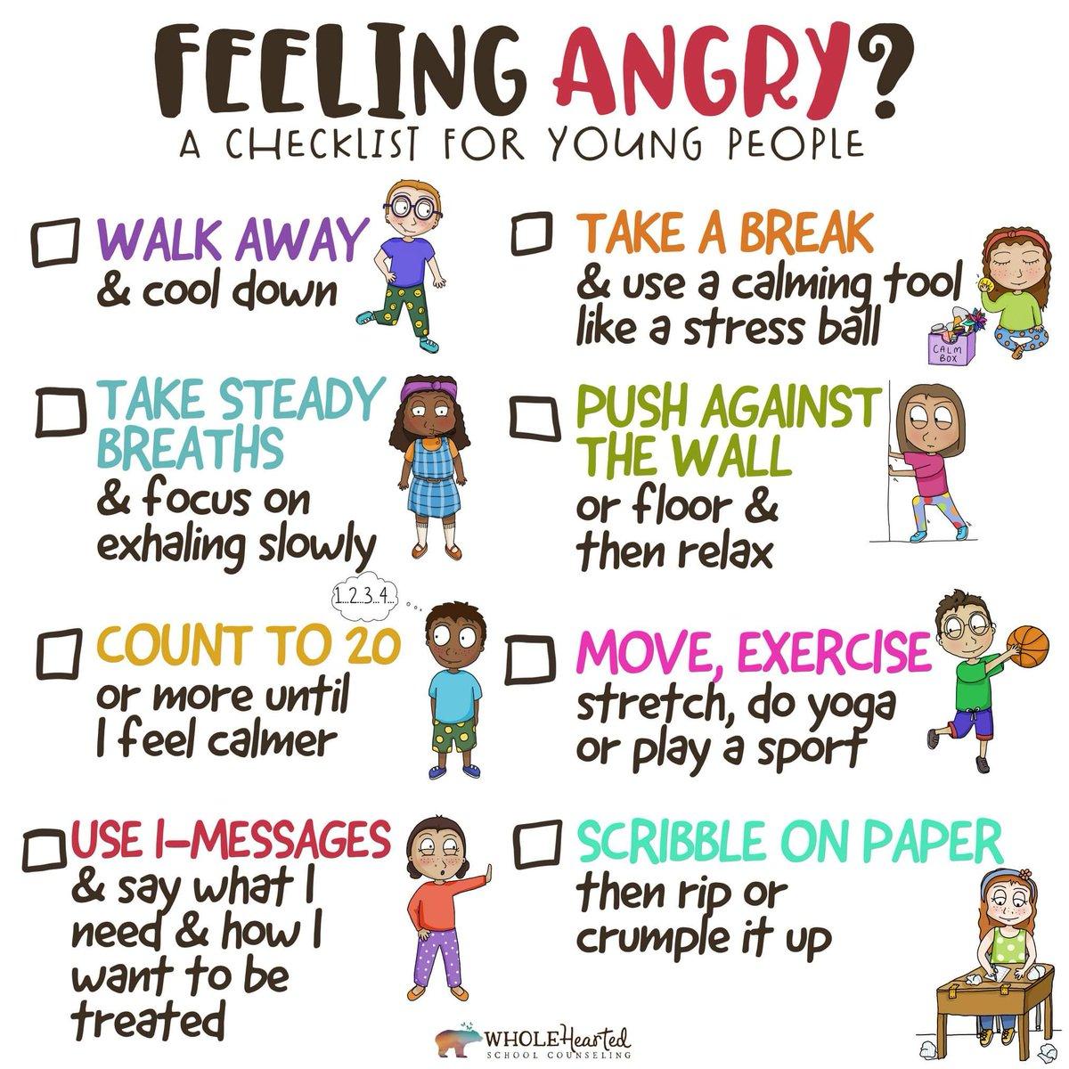 Teachergoals On Twitter Telling A Kid To Calm Down