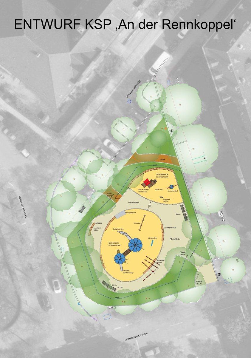 test Twitter Media - Der #Kinderspielplatz An der Rennkoppel in #Heimfeld wird ab dem 21.08.19 komplett neugestaltet. Kleinkinder können sich unter anderem auf ein Spielhaus mit Rutsche, die älteren Kinder auf eine Kletteranlage freuen. Weitere Infos👉 https://t.co/4smFfm9S0X 📸: BA Harburg/Stadtgrün https://t.co/yZNv2YDC9Y