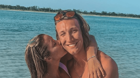 Trevor Lawrence & Girlfriend Marissa Mowry Had A Nice Summer