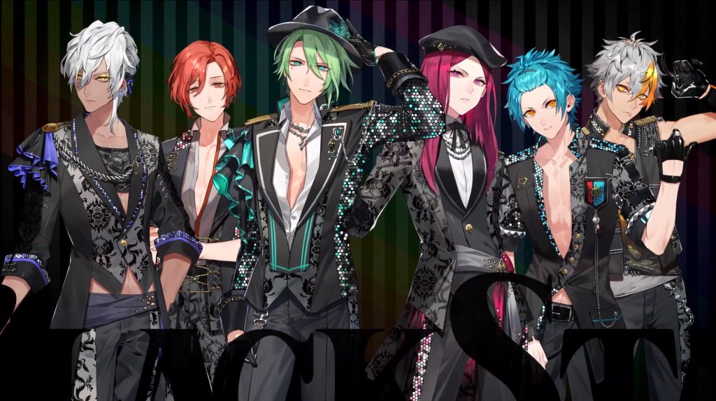 Pin by eichi ☆ on [BLACKSTAR] Theater Starless in 2020