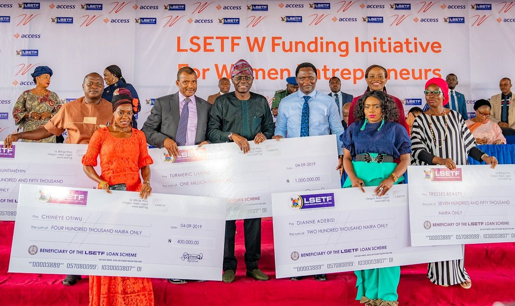 Lagos Employment Trust Fund Disburses N7.3bn In 4 Years — Sanwo Olu