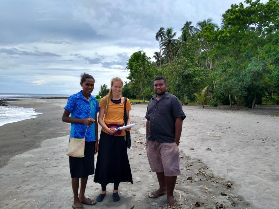 Currently at Selwyn College, Solomon Islands, to set up an environmental observatory. More infos in my blog: https://t.co/DOwuqUqYnJ…