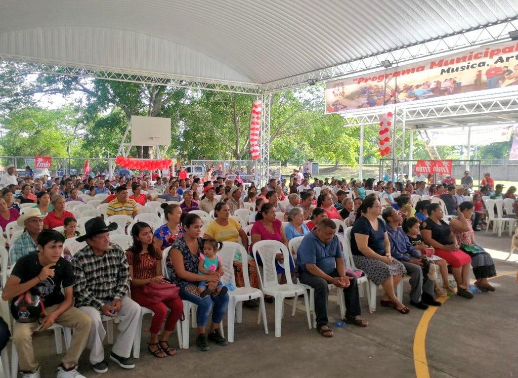 Lo más importante para el FMLN es la gente-VerdadDigital.com-