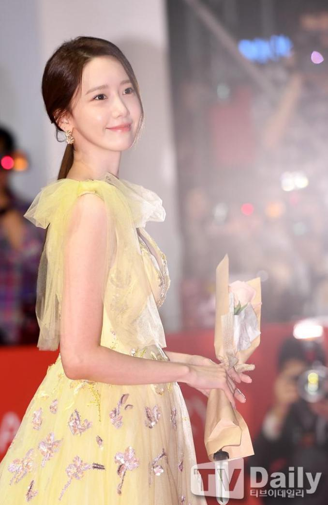 "on Twitter: ""191003 Yoona @ 24th Busan International Film Festival ..."