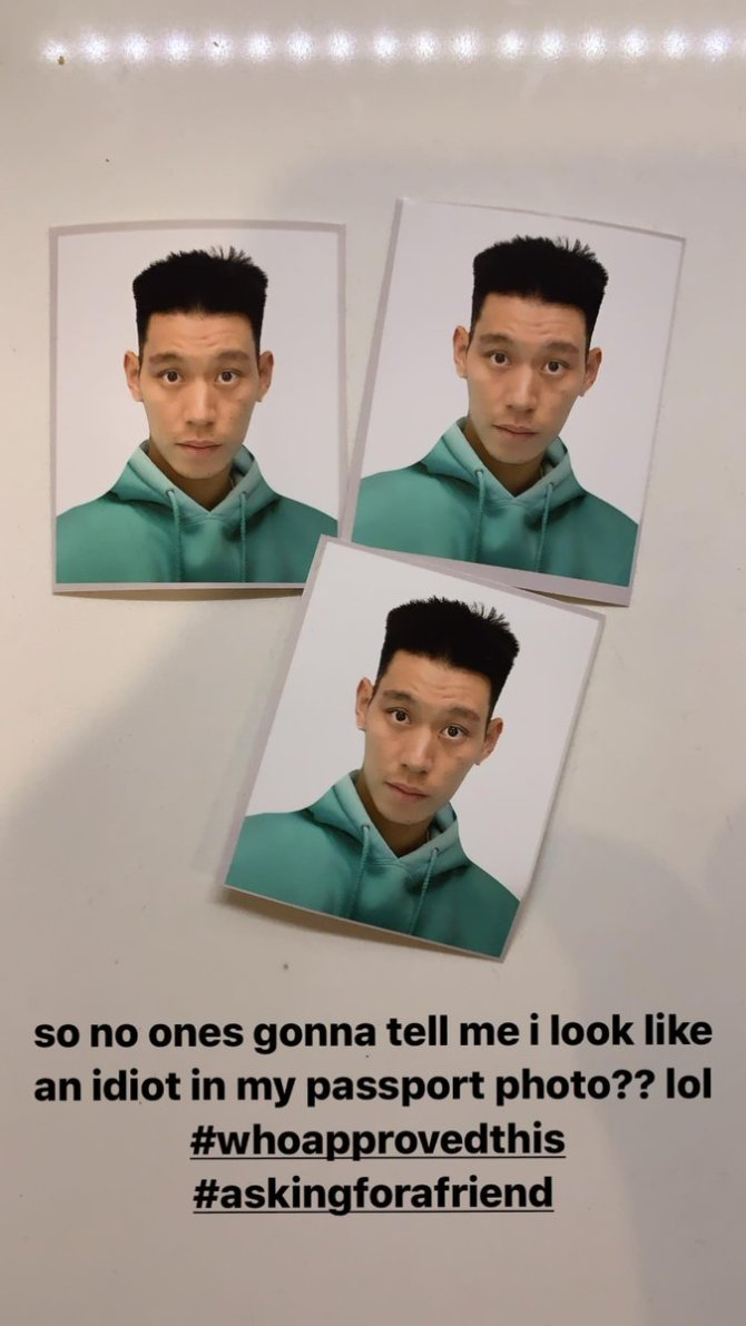 RT @penny10654 @JLin7 (IG Story) So no ones gonna tell me I look like an idiot in my passport photo?lol Always thankful for the support I get from and anytime I get to hang with @iammcjin . It always ends in laughs and great fellowship #seeyouinBeijing