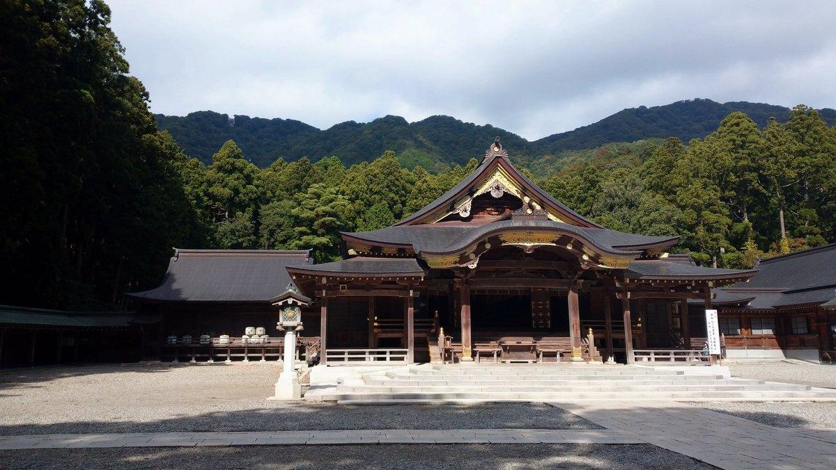 test ツイッターメディア - 今年はまだ来てなかったのと台風あけて天気が良かったので弥彦神社にお参りに来ました。いつ来ても神社は良いもんだな✨帰りにこんにゃくを食べるのが定番です。後はビットコインがだださがりなので上がるように神頼み‼️ https://t.co/39nCd6OlUJ