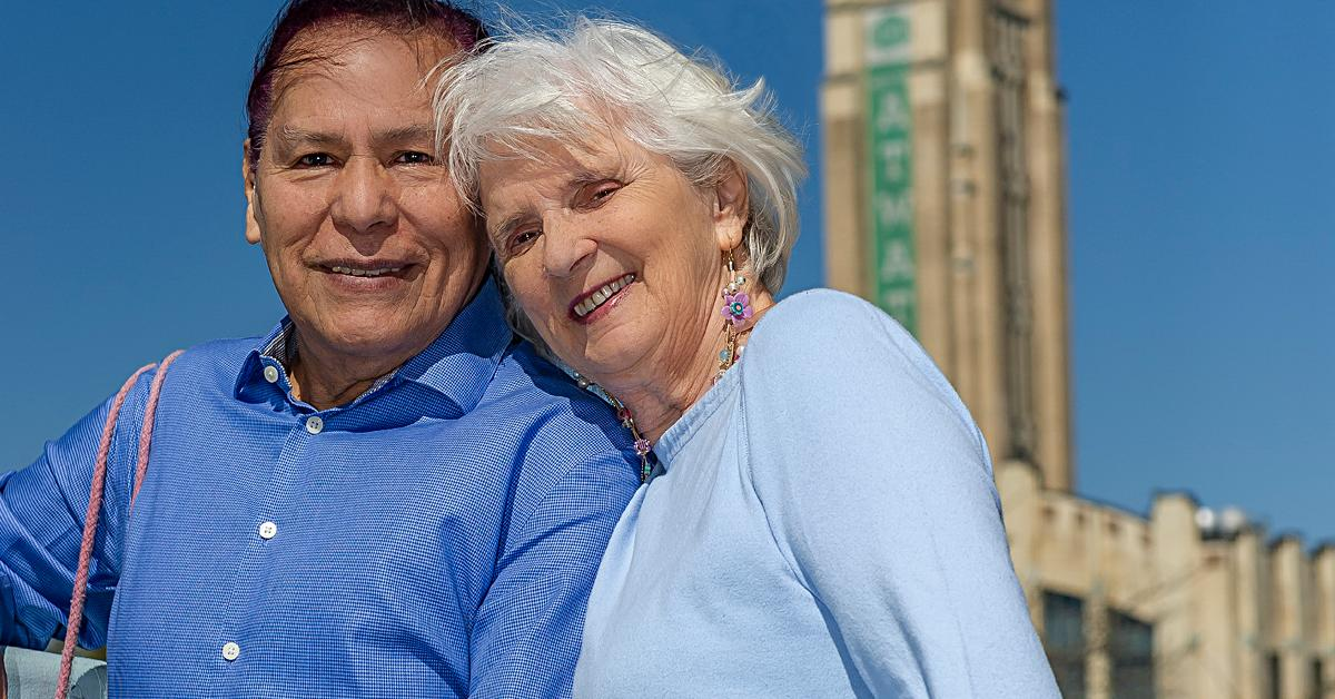 Looking For Old Seniors In San Diego