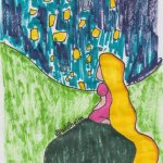 Widheim On Twitter Inktober 2019 Day 14 Overgrown Drawing Art Disney Disneymovie Rapunzel Tangled Tangledtheseries Lantern Painting Inktoberday14 Inktober2019day14 Ink Inktober2019 Inktober Widheimart Fanart Color Traditionalart