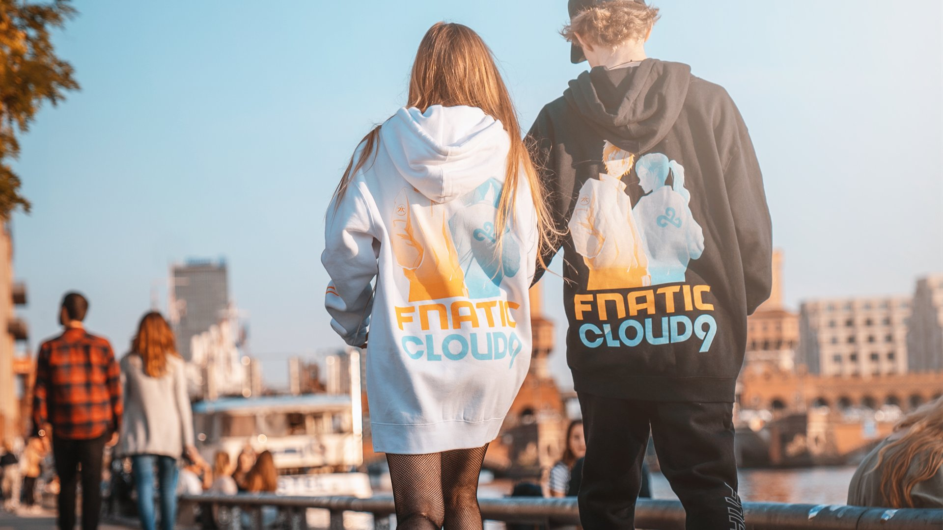 Fnatic And Cloud9 Introduced New Fnc9 Collaborative Collection