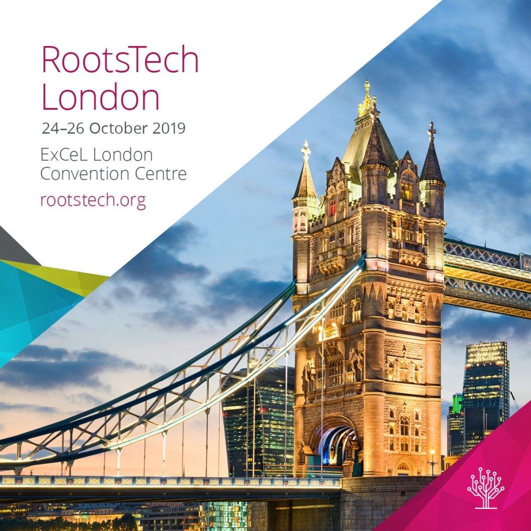 🎁L'accès à l'expohall de Rootstech Londres gratuit pendant les trois jours ! plus de 100 exposants présents. L'équipe Filae vous y attend ! 🆓Obtenez vos billets gratuits ici -> https://t.co/ykkHaBfJOx