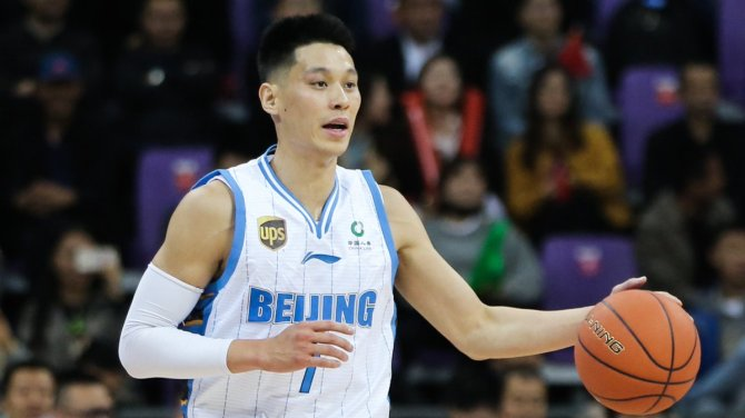 J. Lin dropped FORTY in his CBA debut 😳 @JLin7