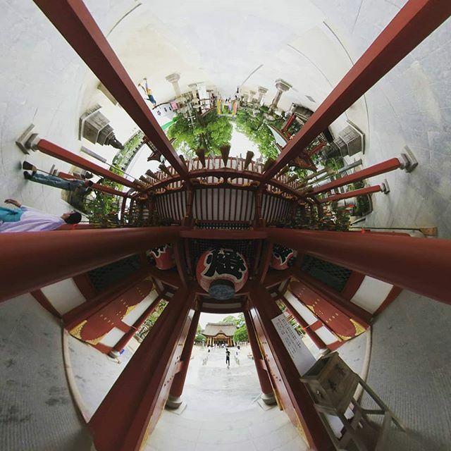 test ツイッターメディア - #福岡 にある #太宰府天満宮 を #360度カメラ で撮影して #リトルプラネット にしました  #littleplanet #tinyplanet #360 #360degrees #360度 #camera360 #360photography #photosphere #360view #360photo #lifein360 #insta360 #insta360onex #japan #福岡旅行 #福岡観光 https://t.co/Rqrdi8aBuq https://t.co/HCIlClAmsa