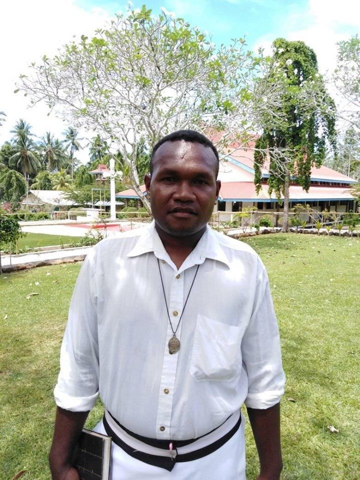 Br. Jairus Honiseu is the New Head Brother of the Melanesian Brotherhood. He was elected by brothers this morning.