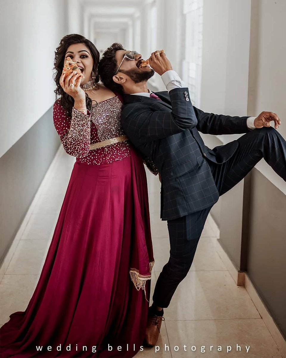 Weddingz In On Twitter When You And Your Bae Are Both Pizza Lovers This Shoot Pre Reception Is Major Goals Tag A Couple Who Would Totally Have This Shoot At Their