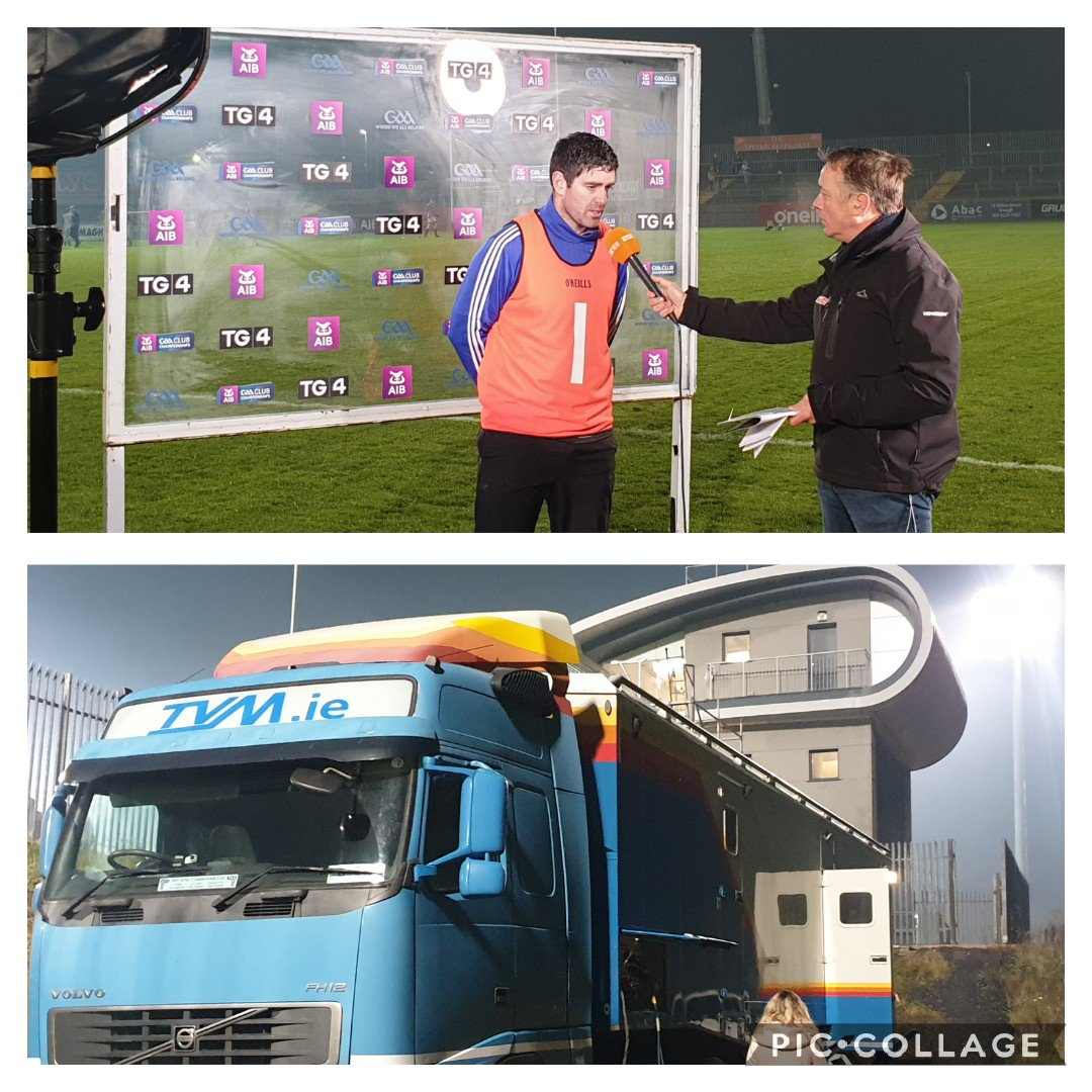 test Twitter Media - We are in Healy Park Omagh for the Ulster Gaa Club Football semi final. @clontibretclg take on @NaomhConaillGAA . Watch live now on @GAA_BEO on @SportTG4 now. Throw in 7pm. @nemetontv https://t.co/RhnFtyoiZo