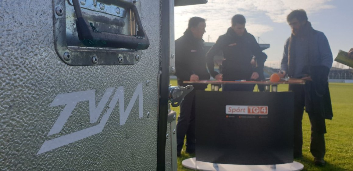 test Twitter Media - Tvm providing facilities for @nemetontv for @GAA_BEO in Netwatch Dr Cullen Park Carlow.  Tune in now to @SportTG4  for live coverage of Leinster Senior Club Hurling Semi final. @NaomhMoling v @RathErrillGAA. https://t.co/DSPwbigHo7