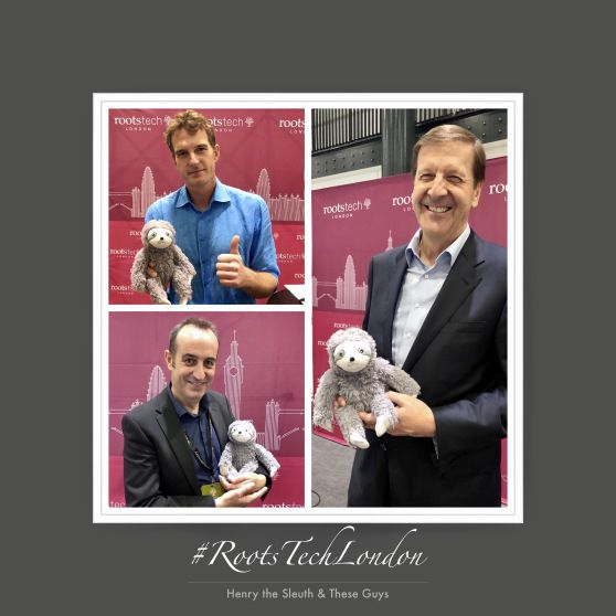 An excellent insight into RootsTech London.