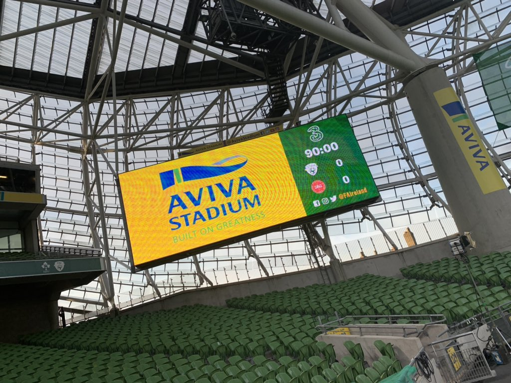 test Twitter Media - We are at the Aviva stadium tonight for Ireland v Denmark in a Euro 2020 Qualifying round, watch us live on Sky Sports. https://t.co/JlIU1WK3YD