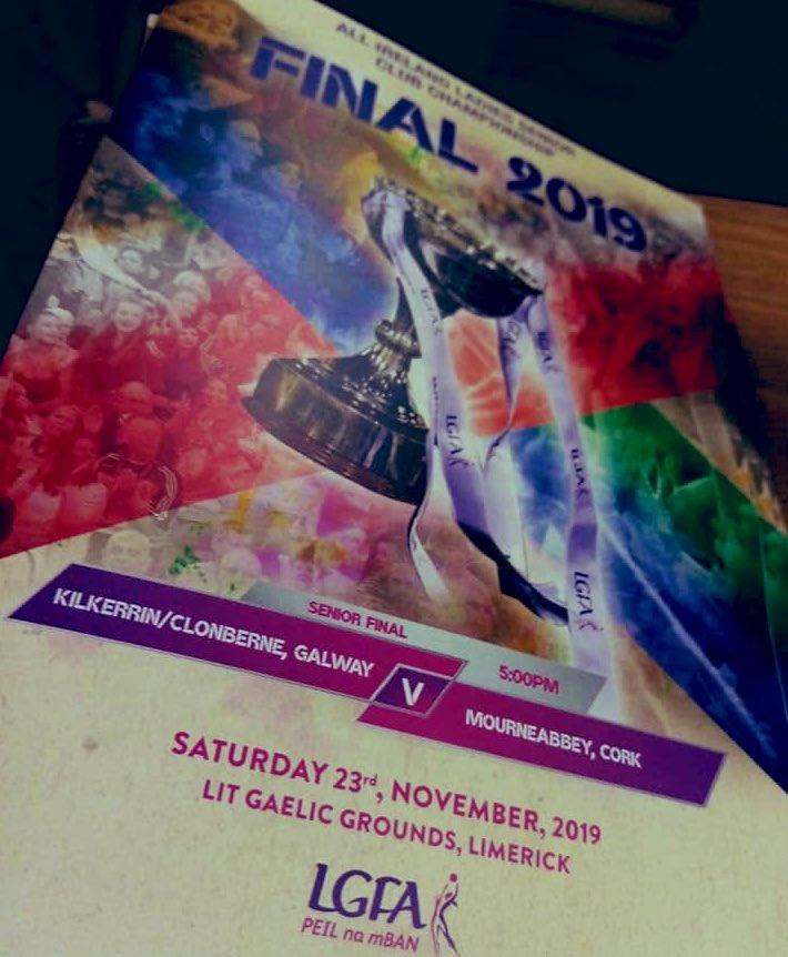 test Twitter Media - Today OB7 is at the Gaelic Grounds, Limerick for the Ladies All-Ireland club final #ladiesfootball #lgfa #GAABEO @SportTG4 @nemetontv https://t.co/VLbtx2bMnE