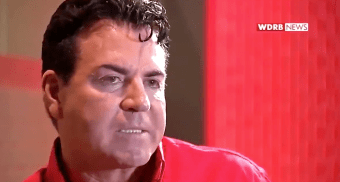 NSFWBDs React To Papa John Looking Like He Was Dipped In Garlic Sauce Before Interview