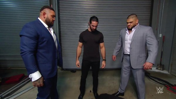 Seth Rollins And AOP Form New Stable On WWE RAW (Photos, Videos) - Wrestling Inc.